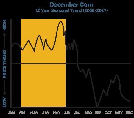 December Corn